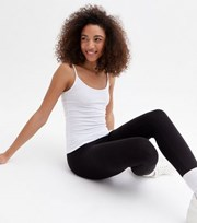 New Look White Scoop Neck Cami